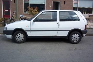 Fiat Uno 1.5 i.e. SX (1991)