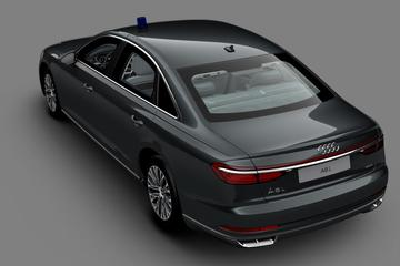 Audi A8 L Security voor échte VIP's