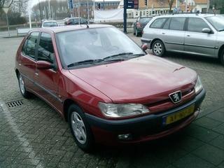 Peugeot 306 XR 1.6 (1998)