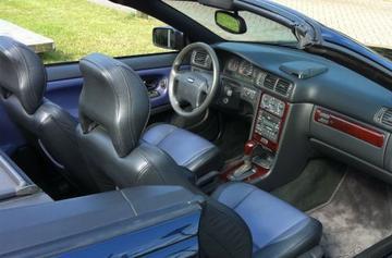 Volvo C70 Convertible T5 (2000)