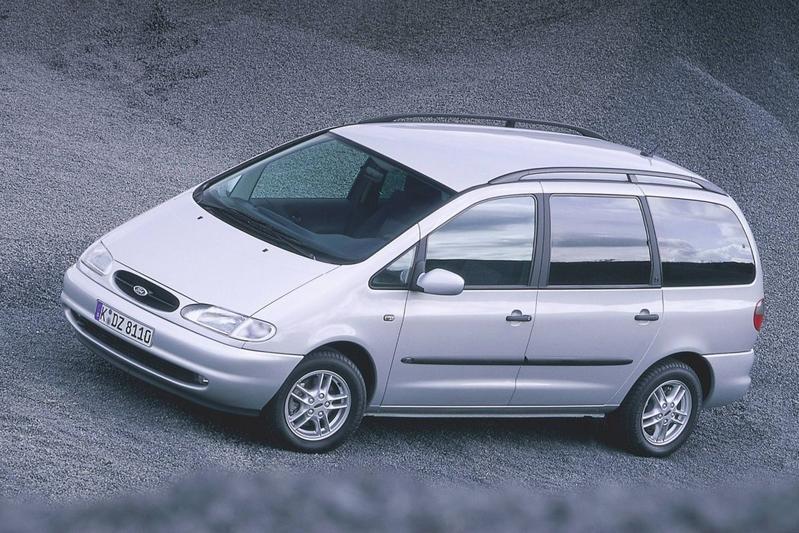 De Tweeling Volkswagen Sharan Ford Galaxy Seat Alhambra