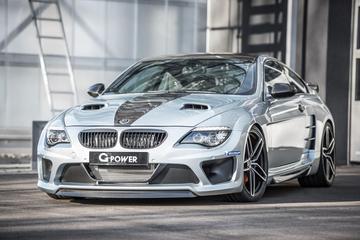 G-Power geeft BMW M6 1.001 pk!