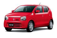 Dus toch: nieuwe Suzuki Alto naast Celerio