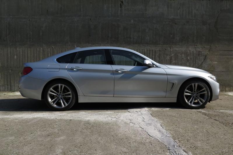 BMW 420i Gran Coupé High Executive (2014)
