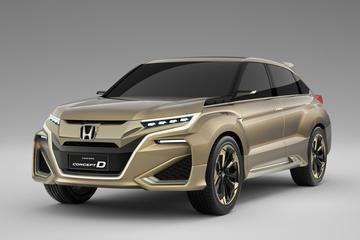 Honda Concept D: Chinees bakbeest