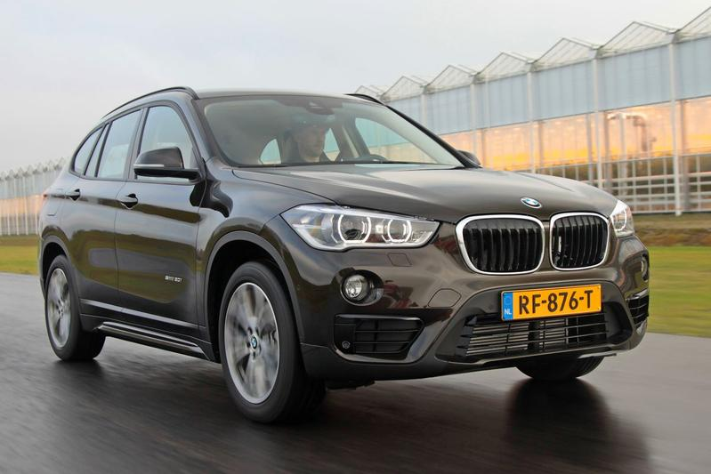 BMW X1 & Mini One DCT