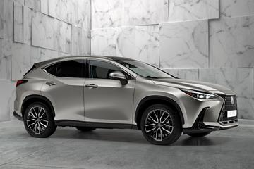 Nieuwe Lexus NX ook als PHEV