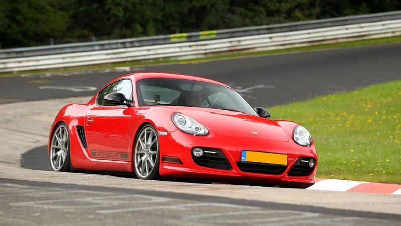 Porsche Cayman R (2011)