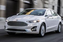 Ford Fusion (Mondeo) opnieuw gefacelift