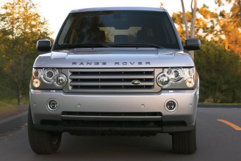 Facelift Friday Range Rover