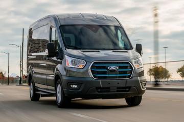 Ford presenteert elektrische E-Transit
