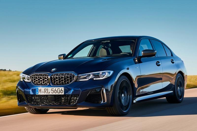 BMW 3-serie M340d xDrive