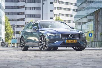 Prijslijst Volvo V60 aangepast