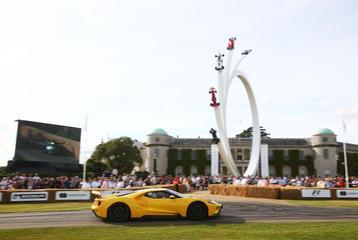 Goodwood Festival of Speed uitgesteld
