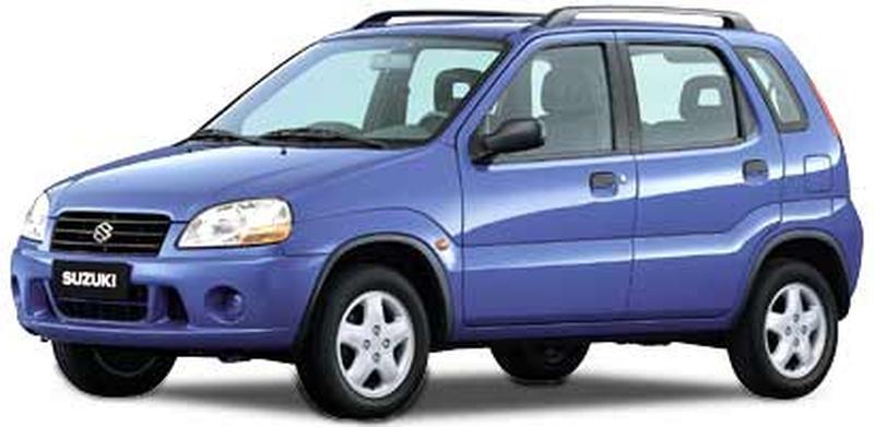 Suzuki Ignis 1.3 First Edition (2001)