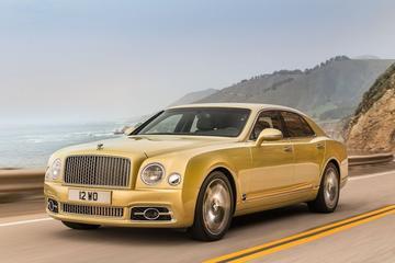 Facelift voor Bentley Mulsanne