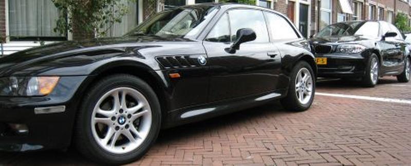 BMW Z3 coupé 2.8i (2000)