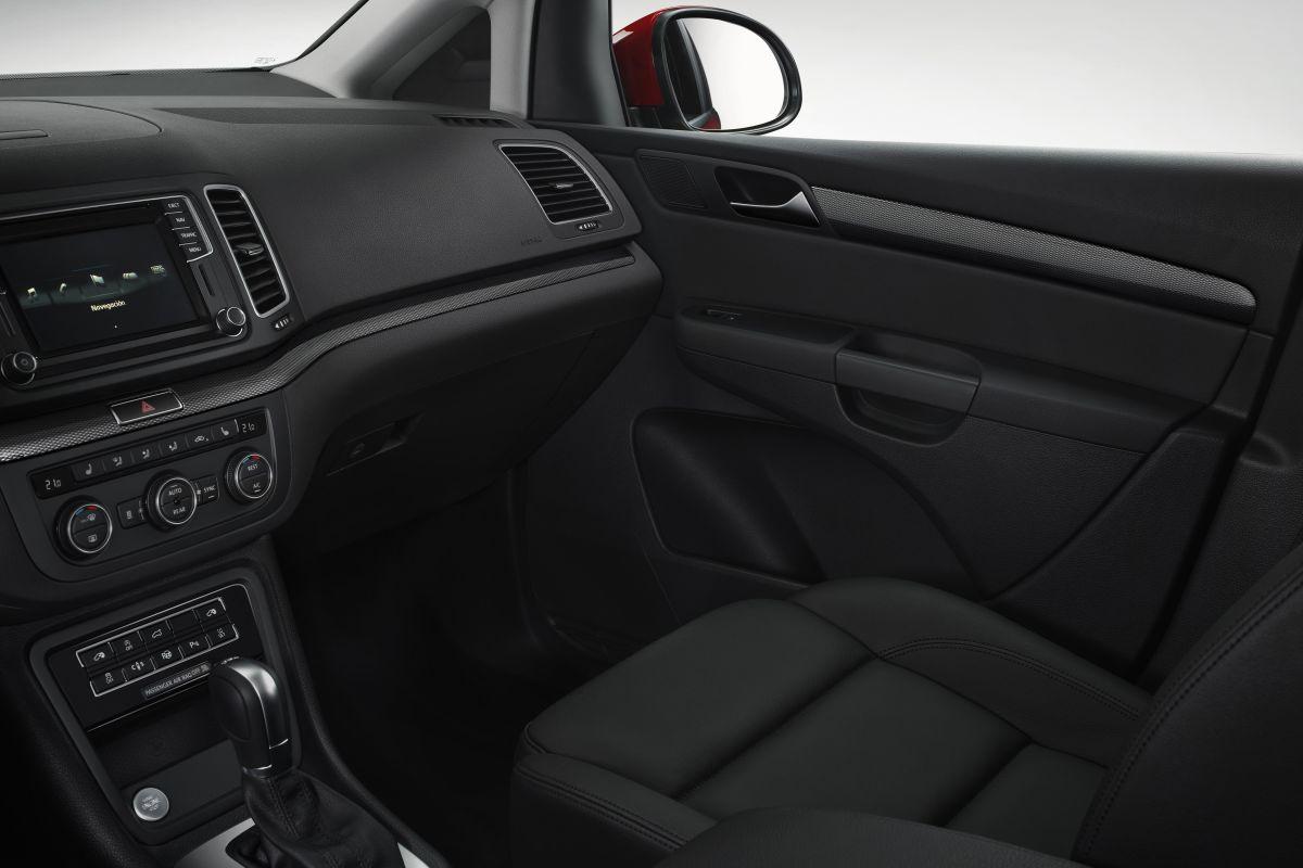 SEAT Alhambra Facelift (2015) 18
