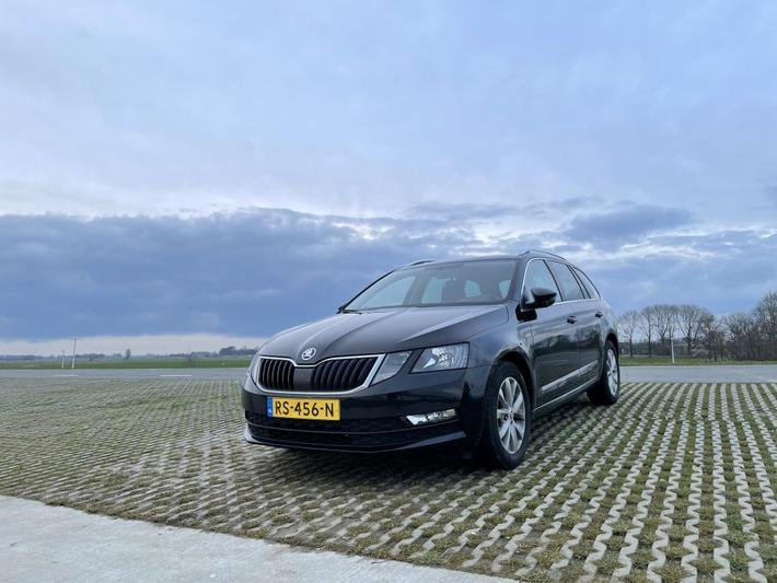 Skoda Octavia Combi 1.0 TSI 115pk Greentech Ambition Business (2018)