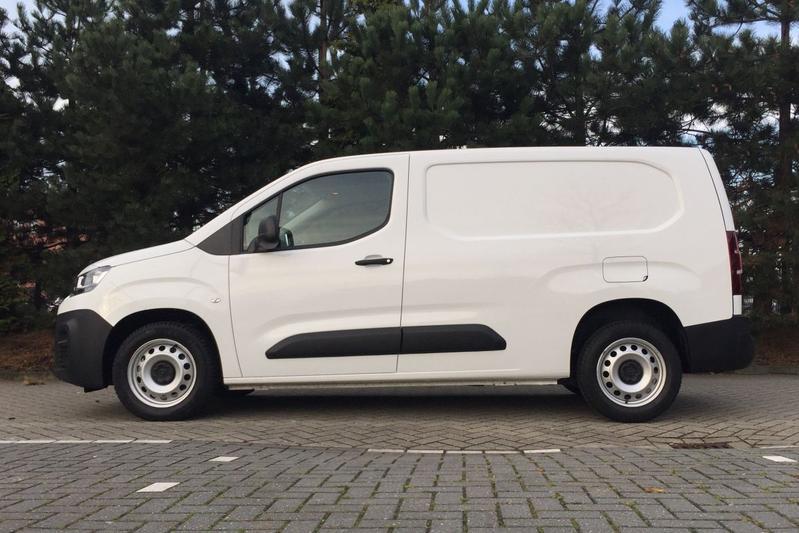 Gereden: Citroën Berlingo Van XL BlueHDi 100 S&S Club
