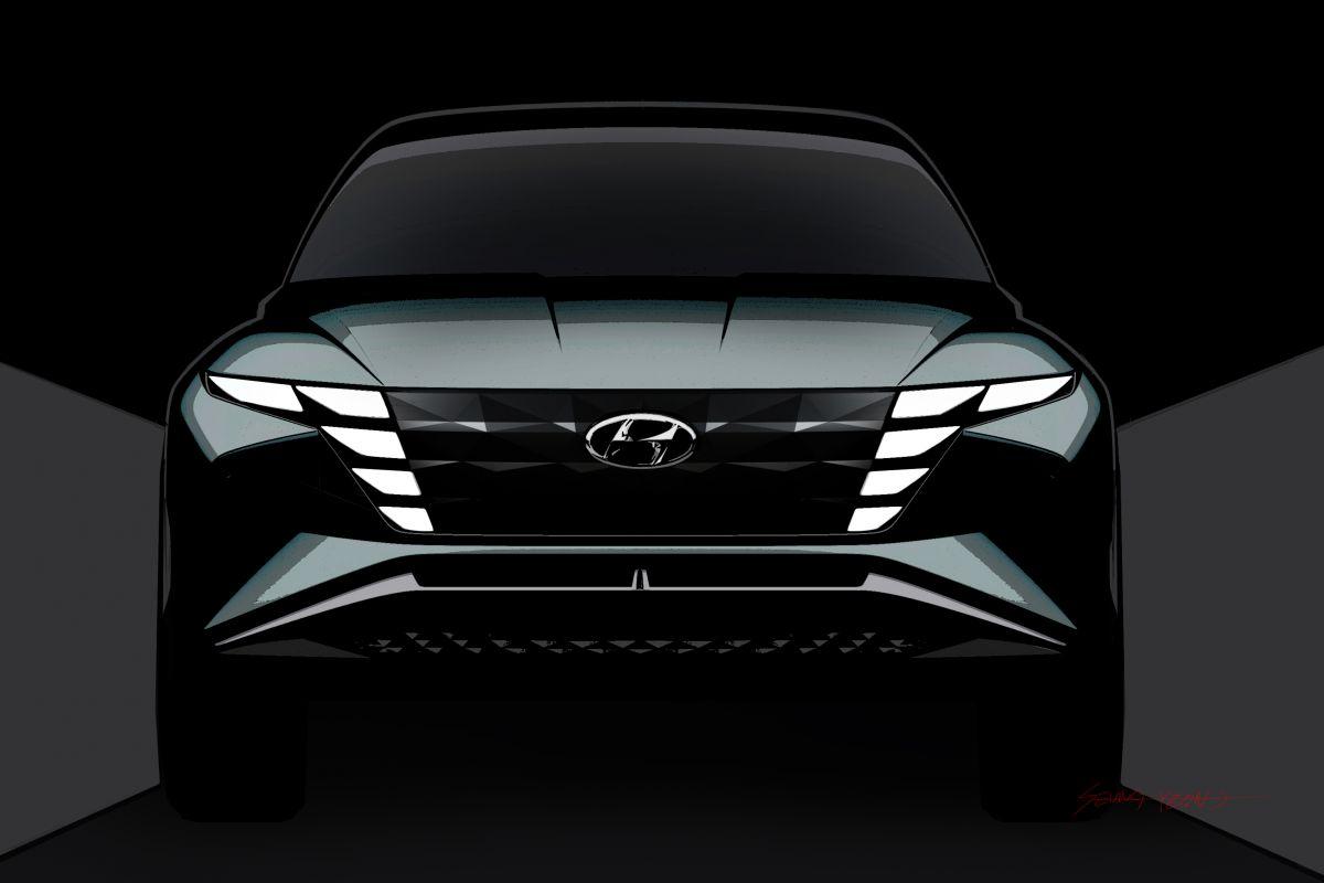 Hyundai PHEV SUV Concept (Los Angeles 2019) 32