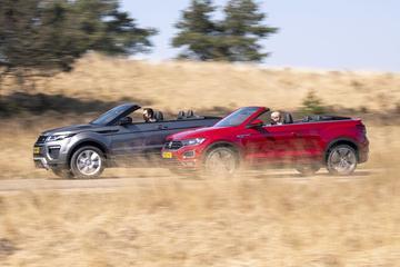 Volkswagen T-Roc Cabrio – Range Rover Evoque Convertible (occasion) - Dubbeltest