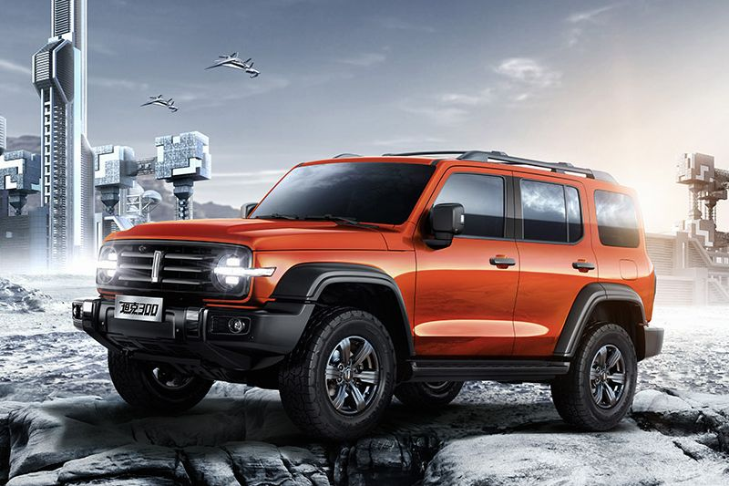 [Actualité] Groupe Great Wall Motors - Page 4 Tasy3qqb7wy3