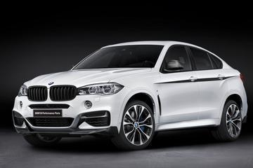 BMW X6 krijgt M Performance accessoires