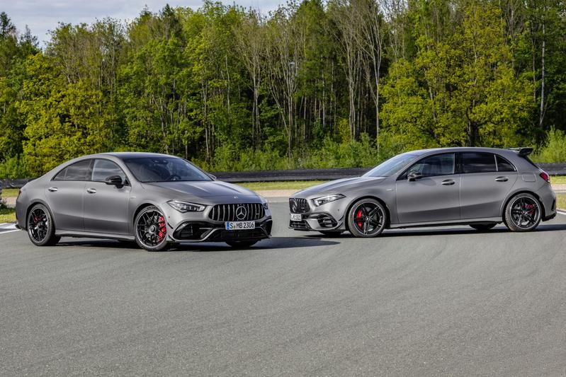 Mercedes-Benz CLA A 45 AMG S