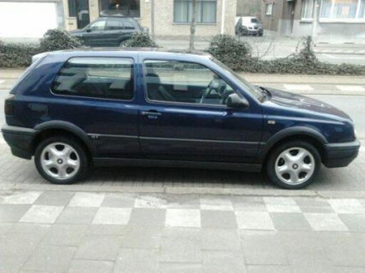 Volkswagen Golf 1.9 TDI 90pk GL (1996)