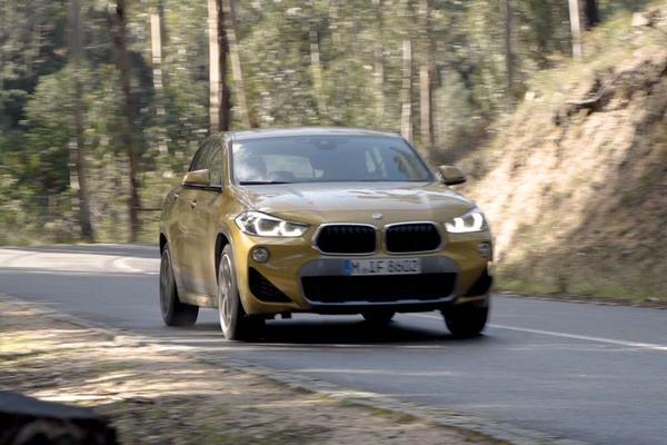 Video: BMW X2 - Rij-impressie