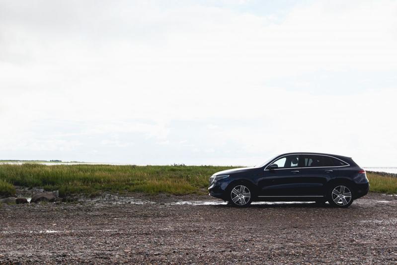 Mercedes-Benz EQC 400 4MATIC Business Solution (2020) #2