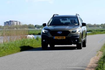 Subaru Outback - Achteruitkijkspiegel