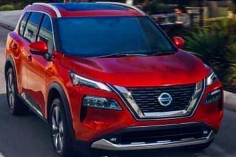Nissan Rogue X-Trail