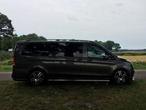 Mercedes-Benz Vito Dubbele Cabine