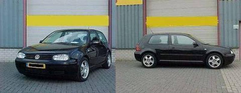 Volkswagen Golf 1.9 TDI 130pk Sportline (2001)