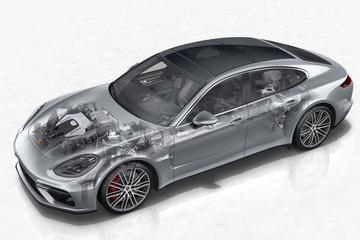 Doorzaag-zaterdag: Porsche Panamera