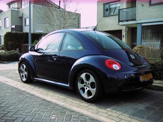 Volkswagen New Beetle Coupé 1.6 Trendline (2007)
