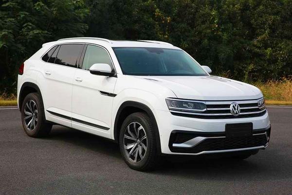 Productieversie Volkswagen Atlas Sportcross Concept gesnapt