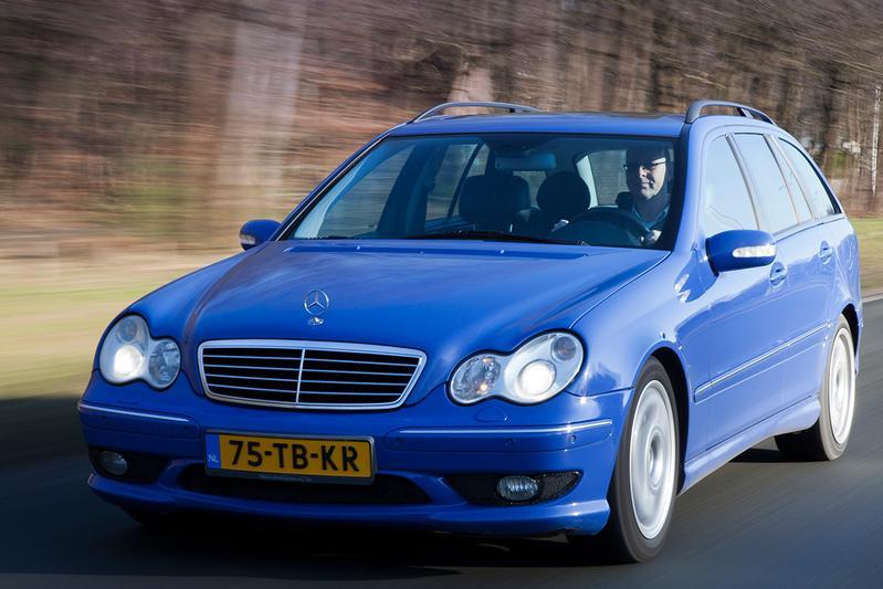 Klokje Rond - Mercedes-Benz C 30 CDI AMG