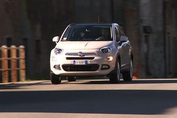 Rij-impressie - Fiat 500X