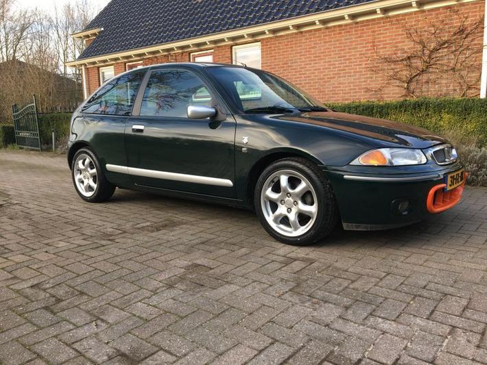 Rover 200 BRM (1999) #3
