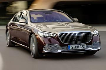 Mercedes-Maybach S 480 is instapmodel voor China
