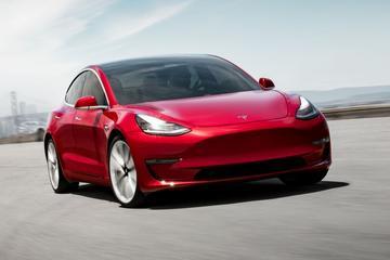 Vijfde kwartaalwinst voor Tesla