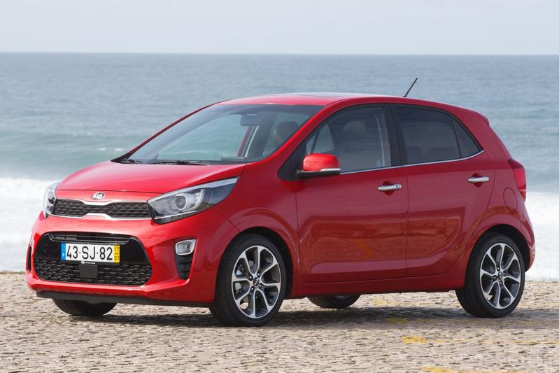 Kia Picanto 1.0 CVVT First Edition (2017)