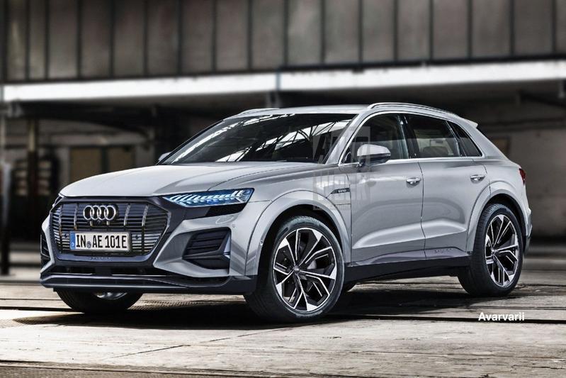 Blik to the Future: Audi baby E-tron