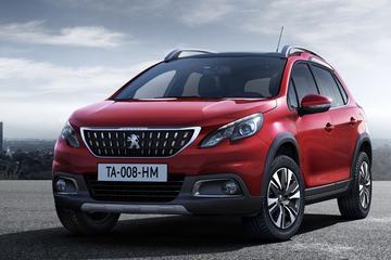 Peugeot 2008 gefacelift
