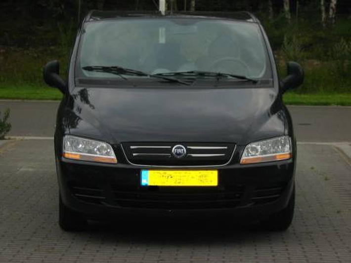 Fiat Multipla 1.6 16v Dynamic Plus (2005)