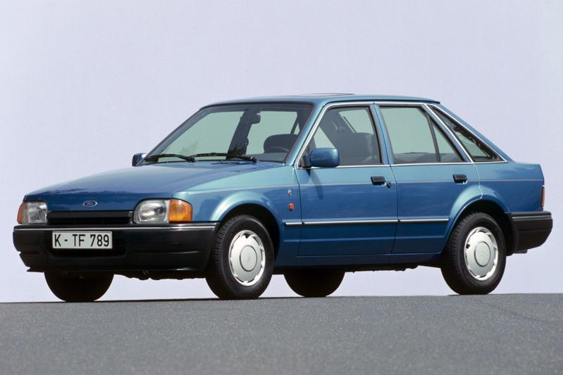 Ford Escort 1.4 CL (1987)