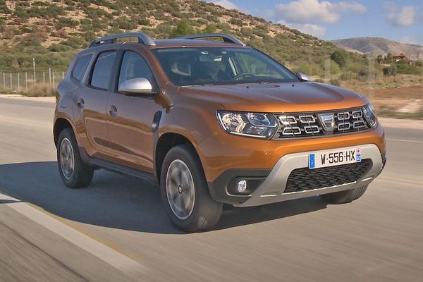 Video: Dacia Duster - Rij-impressie